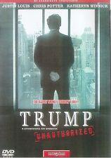 TRUMP UNAUTHORIZED - AMBITION - 2005 -  Louis Ferreira, Saul Rubinek ALL REG DVD