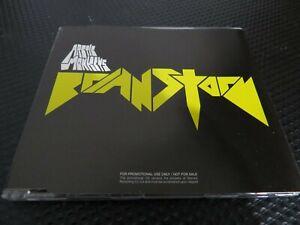 ARCTIC MONKEYS - BRAINSTORM.  2007 1 TRACK PROMO CD SINGLE