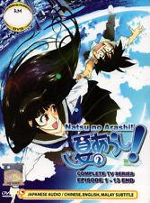 Natsu no Arashi! DVD Complete Series (Japanese Ver) - US Seller Ship FAST