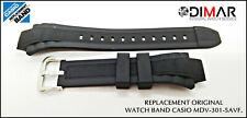 REPLACEMENT ORIGINAL  WATCH BAND CASIO. MDV-301-5AVF.