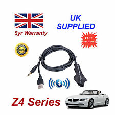 BMW Z4 Series Integrated Bluetooth Music Module For iPhone HTC Nokia Samsung