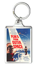 1959 PLAN 9 FROM OUTER SPACE KEYRING LLAVERO