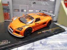 GUMPERT Apollo S Audi V8 orange 2010 Sonderpreis IXO 1:43