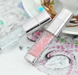 USB Stick / Rosa Pink Glitzer Silber / 32 GB / blau leuchtend / Schutzkappe NEU