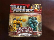 Transformer: Robot Heroes - BumbleBee + Long Haul - SEALED