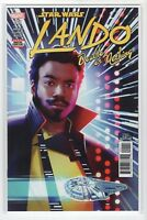 """Star Wars Lando """"Double or Nothing"""" Issue #1 Marvel Comics (5/30/18 1st Print)"""