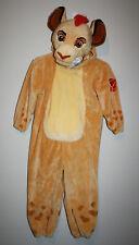 Toddler Boys DISNEY Store Lion King SIMBA Plush Halloween Costume 2 2T No Tail