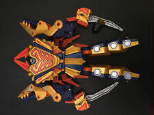 Power rangers  DX samurai clawzord megazord toy