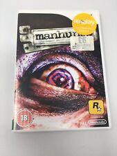 Manhunt 2 (Nintendo Wii, 2007)