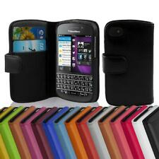 Case for Blackberry Q10 Phone Cover Card Slot and Pocket Wallet