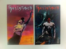 Hellshock Book One and Two #1 #2 Comic Jae Lee - Jose Villarrubia (F - 100)