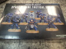 Space Marine Tactical Squad - Warhammer 40k 40,000 Games Workshop Model New!