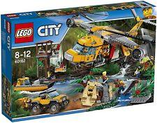 Lego City 60162 Jungle Air Drop - Neu & OVP