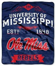 Northwest NCAA Georgia Bulldogs Unisex Alumniraschel Blanket 50x60 Inches Team Colors