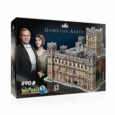 Downton Abbey nuevo Jugando Rompecabezas 3D