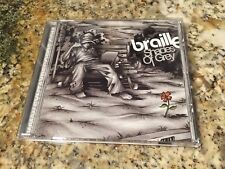 Braille - Shades of Grey CD Pigeon John Ohmega Watts Othello DJ DNA 9th Wonder