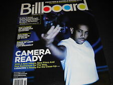 Ludacris is Camera Ready 2008 Billboard mag cover Promo Display Ad in mint cond