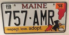 ANIMAL FRIENDLY LOVER license plate Horse Rabbit Dog Cat pet Rescue Shelter Pup