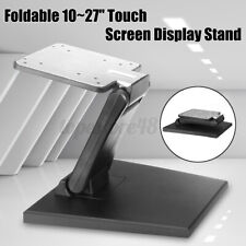 10''-27'' Touch Screen LCD Display Stand Tilt Mounted Fold Monitor Holder AU