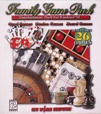 3DO FAMILY GAME ENTERTAINMENT PACK +1Clk Windows 10 8 7 Vista XP Install