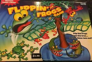 Flippin Frogs Game by Mattel (2007) - Game Parts - You Choose Pieces
