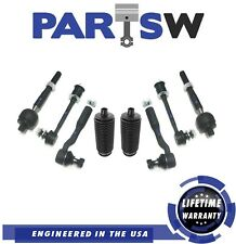 8 New Pc Suspension Kit for Toyota Tundra Sway Bar Inner & Outer Tie Rod Ends