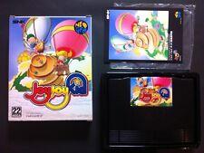 JOY JOY KID Carton Box SNK Neo Geo AES JAPAN Near.Mint.Condition