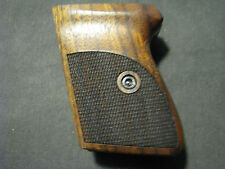 Polish Radom P64 Fine Checkered French Walnut Pistol Grips Beautiful SWEET NEW!
