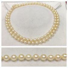 MERAVIGLIOSO Collana di perle chiuso lungo accessori con perle designerschmuck