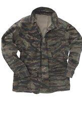US Army Feldjacke Vietnam Tiger Stripe Fieldjacket Jungle Jacket M64 XL Marines