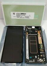 Samsung galaxy Note 9 Black LCD Display Screen Digitizer + Frame N960 NEW