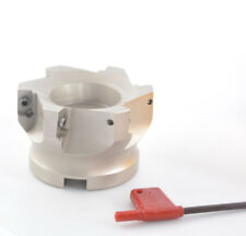 US- BAP 400R-80-27-6F Indexable milling cutter cnc tool FOR APMT160408PDER