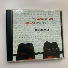 DJ Smooth Denali We Grew Up on Hip Hop #6 Mixtape Mix CD