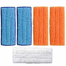 5 Packs Washable Mopping Pads For Irobot Braava Jet 240 241 Pack Pads Kitchen