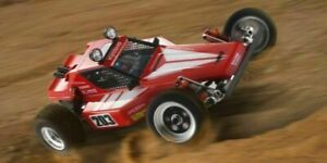 Kyosho Tomahawk Vintage Series 1:10-scale Off-Road Buggy Kit - 30615B