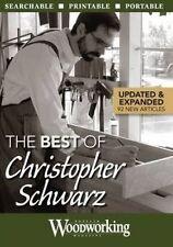 NEW The Best of Christopher Schwarz by Christopher Schwarz