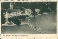 Ansichtskarte Bad Schachen a. Bod. Original-Fliegeraufnahme  (Nr.9120)