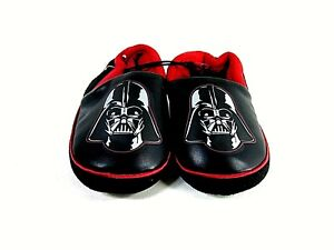 Lucasfilm Star Wars Toddler Boys Darth Vader Slippers House Shoes US Size 7-8 M