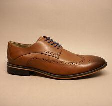Clarks Gatley Limit Leather Tan 26103022 Halbschuh Herren Leder braun Gr. 44,5