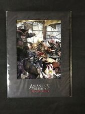 Assassin's Creed IV Black Flag Limited Edition CEL Art Print