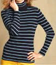 Tommy Hilfiger Long Sleeve Striped Tops & Blouses for Women