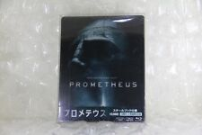 Prometheus Blu-ray Japan Steelbook - only 2,000 made - NEW UNOPENED