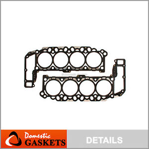 Fits 99-11 Dodge Jeep Chrysler Ram 4.7L SOHC Left and Right MLS Head Gaskets