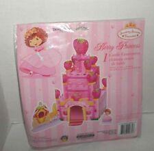 Strawberry Shortcake BERRY PRINCESS Birthday Party Supplies CENTER PIECE Castle