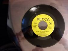 1970 EXC PROMO Florence Henderson What Do You Do When Love Dies  32666  45