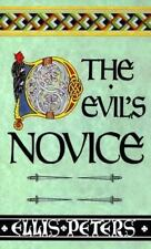 The Devil's Novice: The Eighth Chronicle of Brother Cadfael-ExLibrary