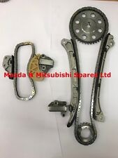 MAZDA 3 6 CX-5 SKYACTIVE 2.2 DIESEL SH ENGINE TIMING CHAIN KIT GUIDES TENSIONERS
