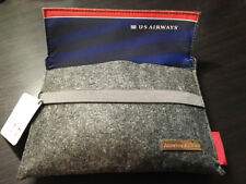 AA American Airlines US Airways Heritage Amenity Kit Limited Ed New Opened