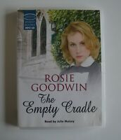 The Empty Cradle: by Rosie Goodwin -  MP3CD Audiobook