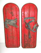 Metal Snowshoes/Skiis Child's Size